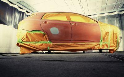 Peinture automobile : Conseils pour la retouche de votre peinture automobile