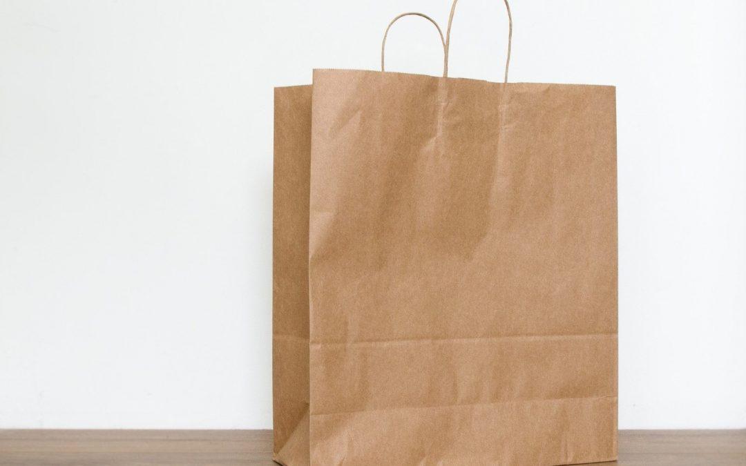 Sauver la planète en utilisant des emballages écologiques