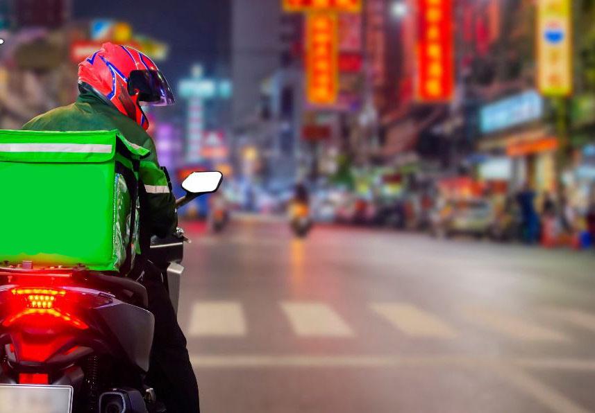 livraison par moto