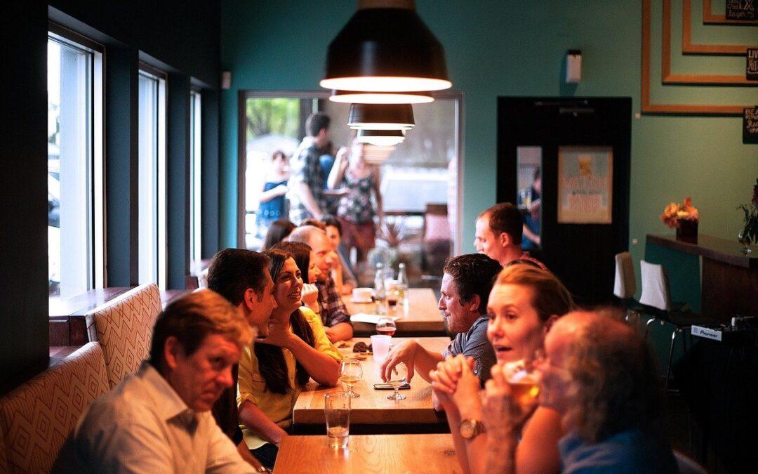 La popularité des plateaux repas dans une entreprise