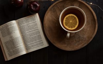 Rhume et recette de grand-mère : l'orange farcie au thé