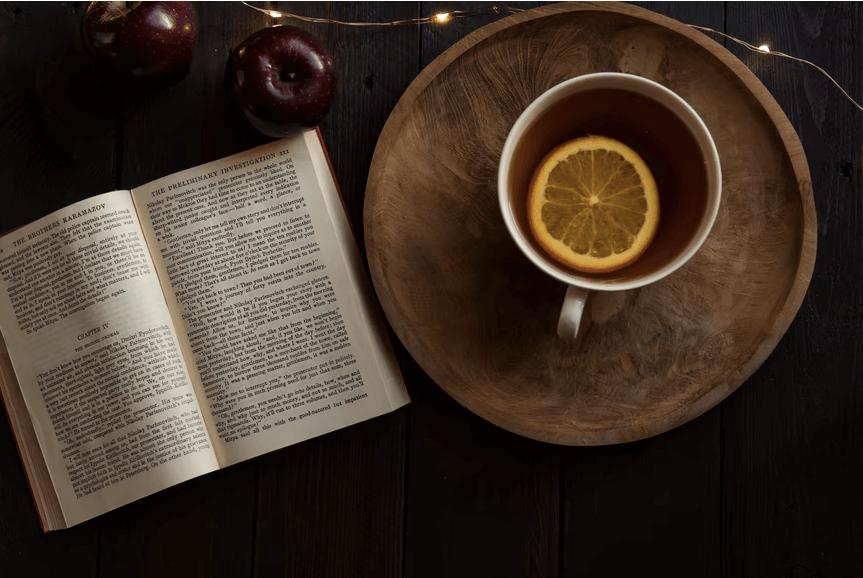 thé à l'orange contre le rhume
